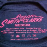 t shirt tags regan smith clarke