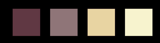 image of four colors