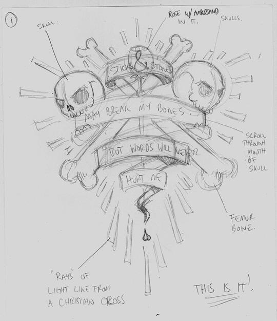 cocept sketch