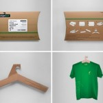t shirt packaging hanger